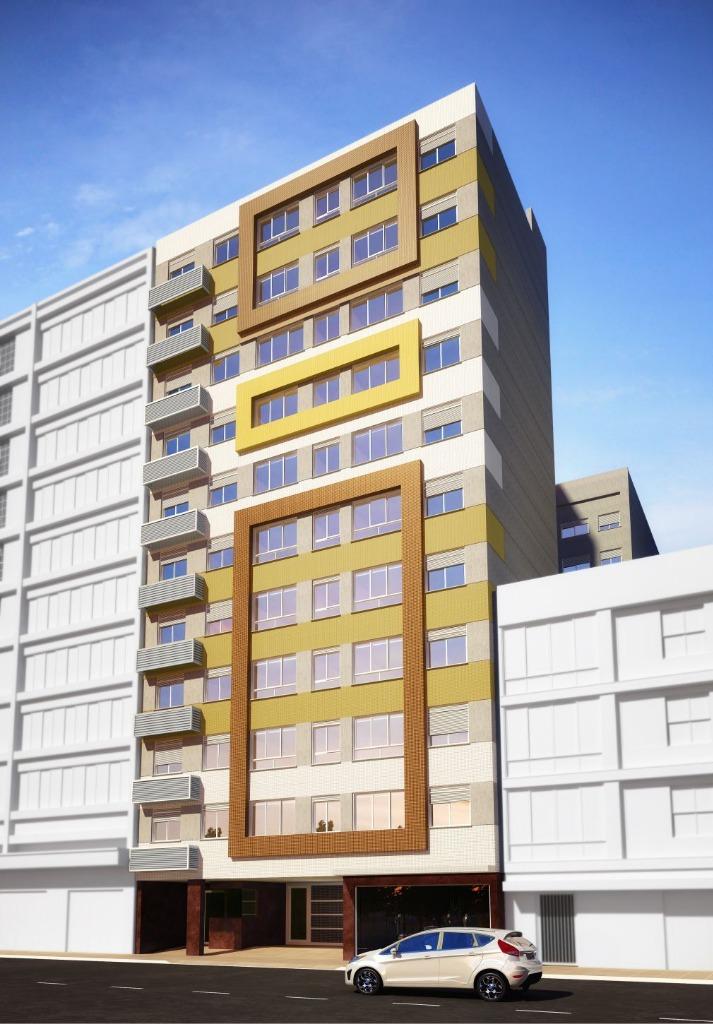 3242 - Apartamento - Cidade Baixa - Porto Alegre - 1 dormitório(s) -suíte(s) - foto 1