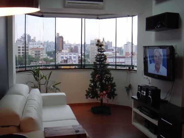 568 - Flat - Independencia - Porto Alegre -dormitório(s) -suíte(s) - foto 1