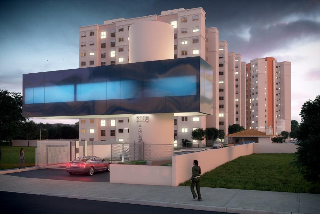 245 - Apartamento - Vila Rica - Esteio - 2 dormitório(s) -suíte(s) - foto 1